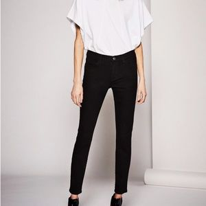 Current/Elliot black stiletto Jeans NWT SZ 25